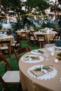 backyard wedding 2